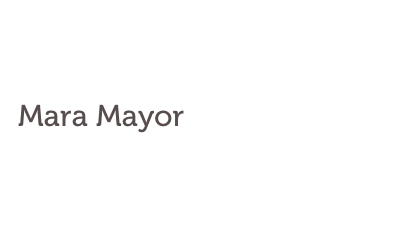 Mara Mayor